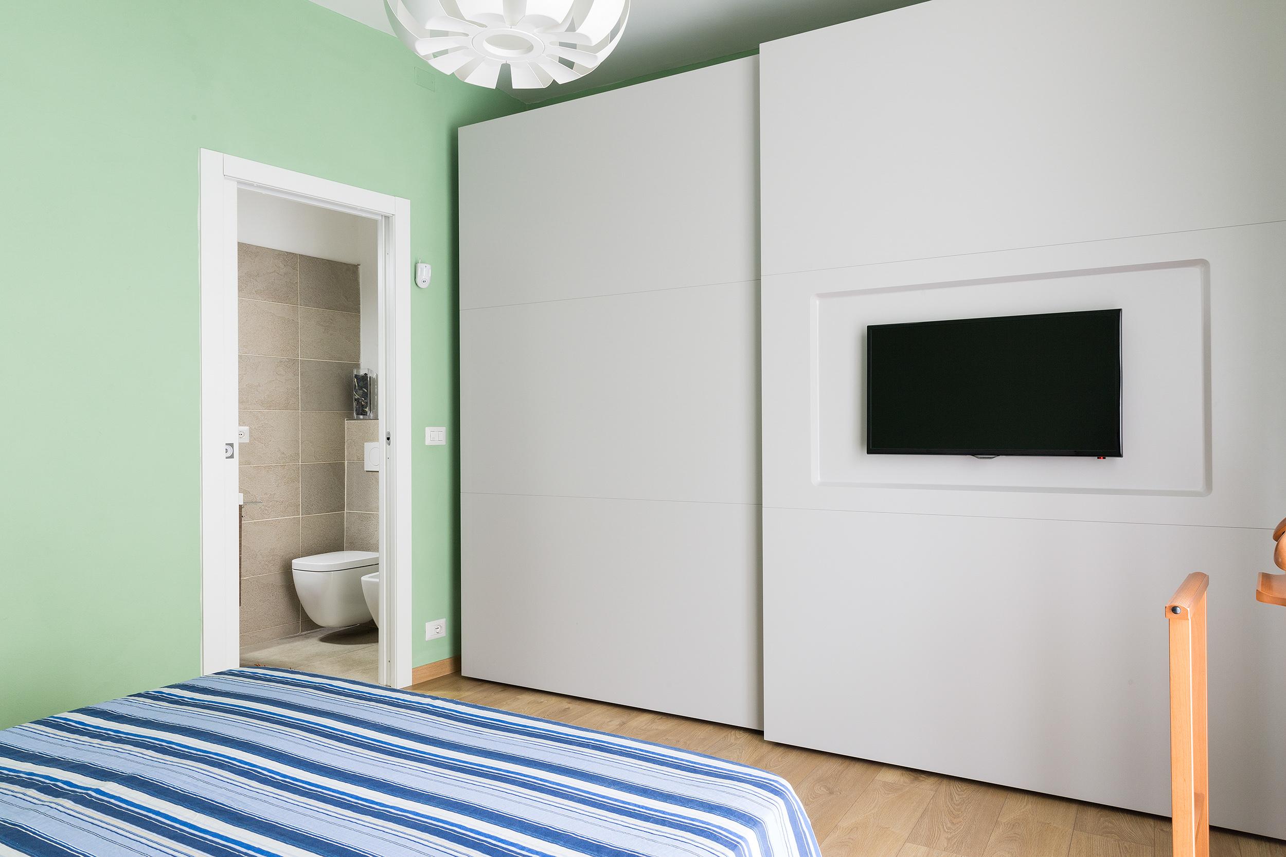 appartamento in vendita ad Arezzo viale Mecenate (26)