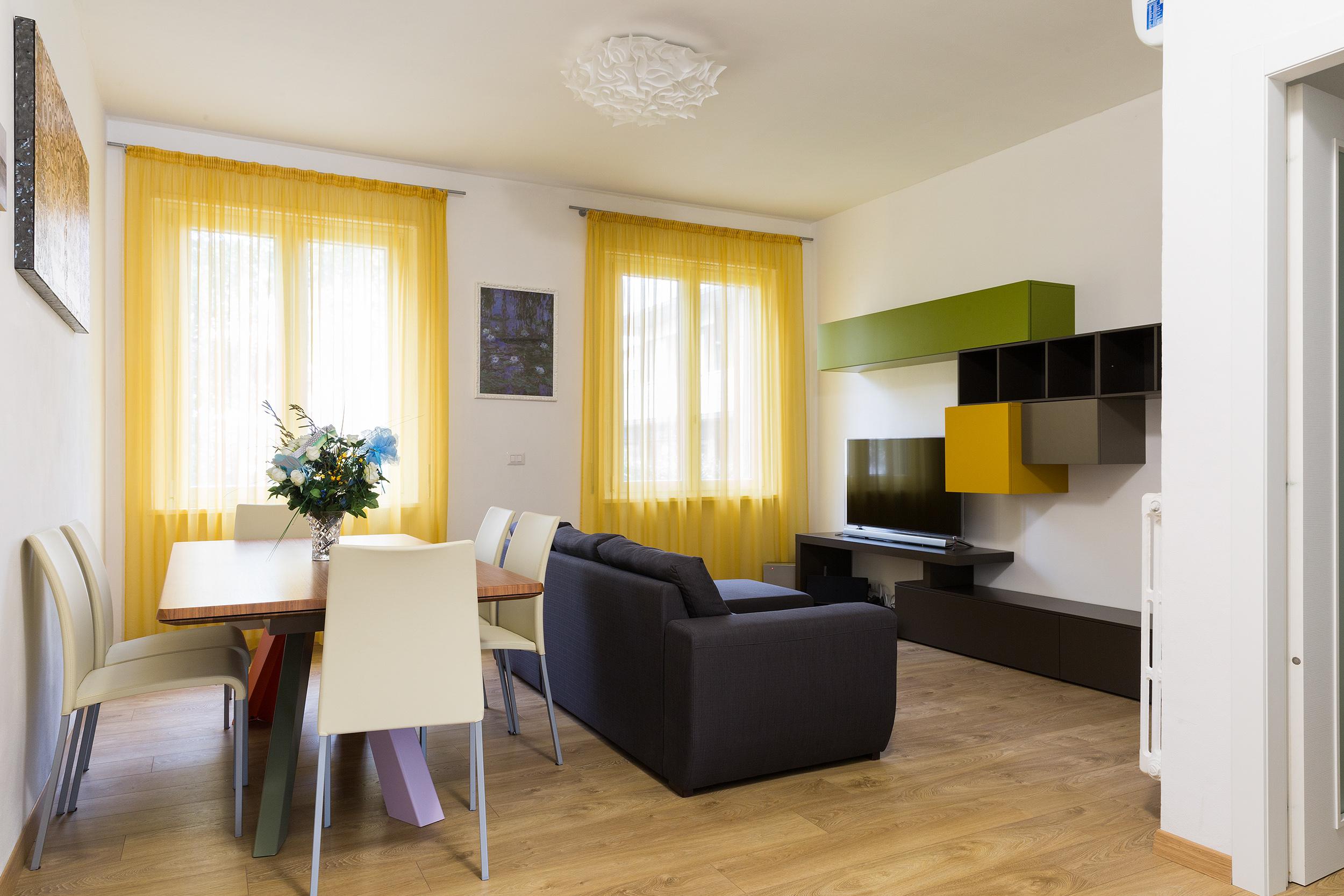 appartamento in vendita ad Arezzo viale Mecenate (8)