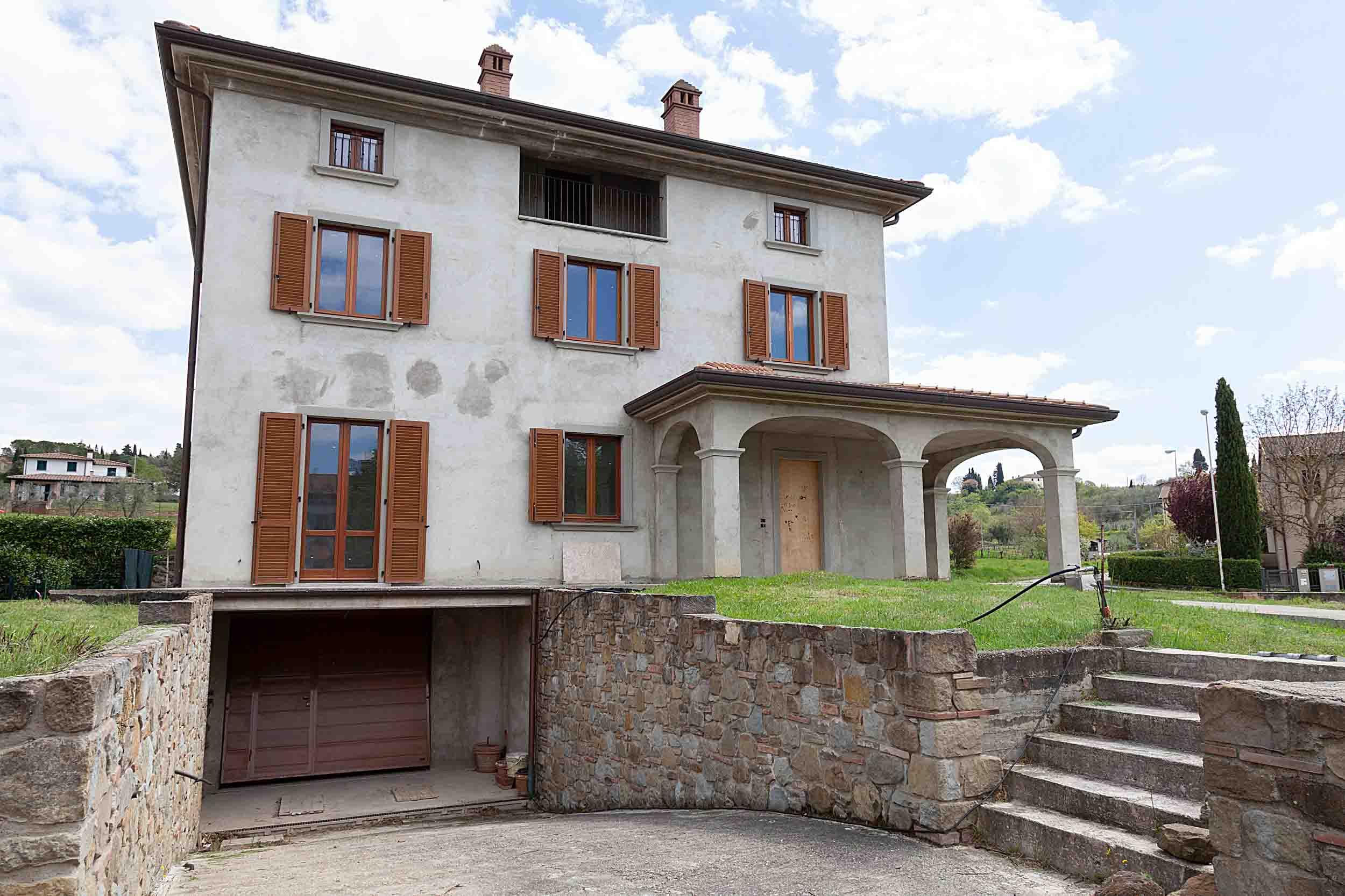 Tregozzano vendesi villa singola (57)